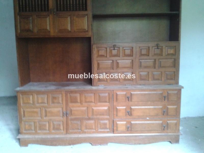 Mueble antiguo estilo madera acabado madera cod 14069 - Mueble antiguo segunda mano ...