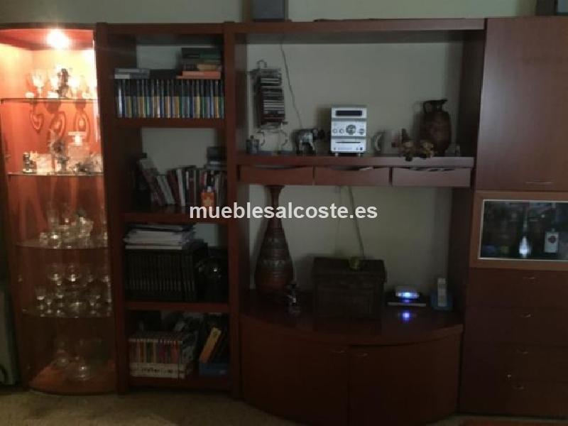 Mueble de salon y vitrina cod 14081 segunda mano - Mueble vitrina salon ...