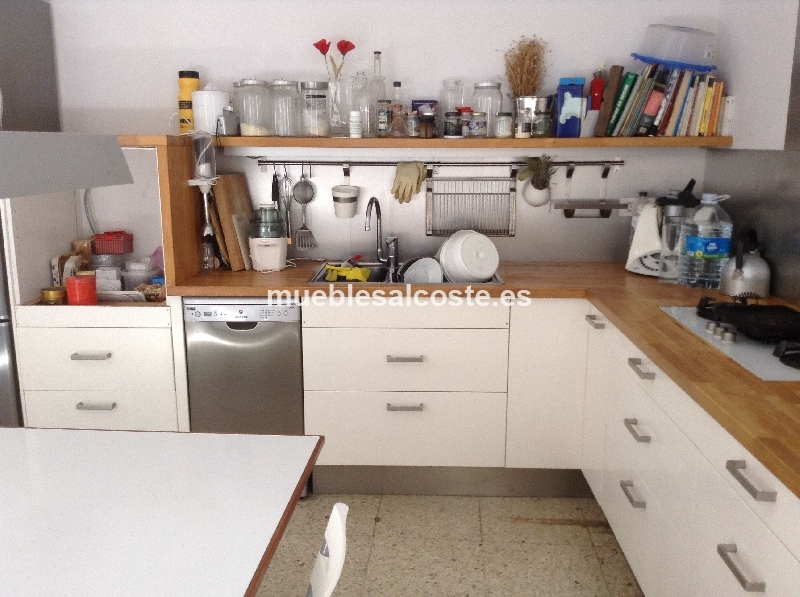 Beaufiful Cocinas De Segunda Mano Madrid Images Gallery >> Mesa ...