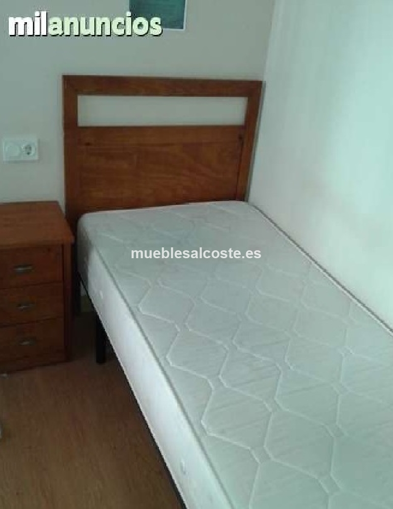 Dormitorio segunda mano cod 14186 segunda mano for Muebles de dormitorio de segunda mano