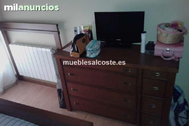 Dormitorio segunda mano cod 14186 segunda mano for Segunda mano caceres muebles