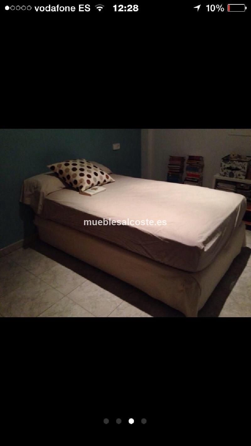 Canape y colchon beds cod 14190 segunda mano for Canape y colchon