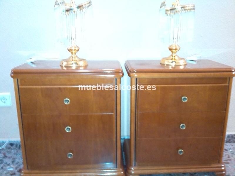 Mesitas dormitorio matrimonio cod 14211 segunda mano for Mesitas dormitorio matrimonio