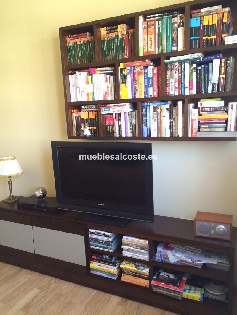 Mueble Tv Estanteria Cod 14255 Segunda Mano