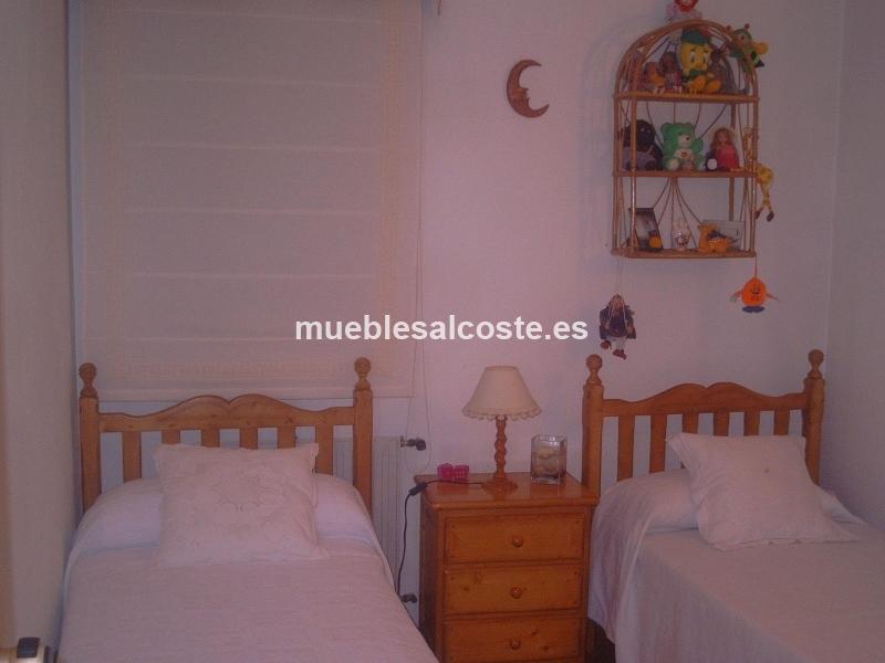 Dormitorio doble pino macizo juvenil cod 14257 segunda - Dormitorio juvenil doble ...