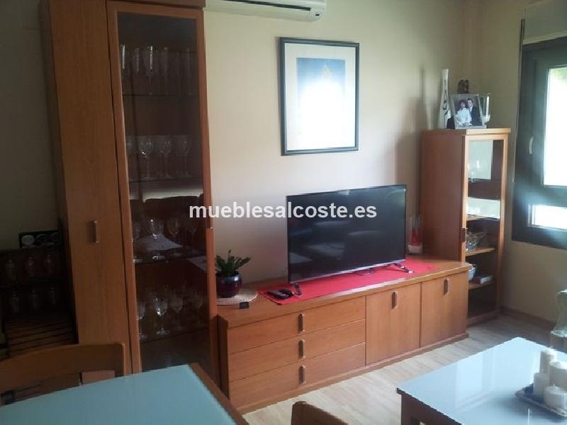 Muebles modulares para el salon cod 14308 segunda mano for Modulares para salon