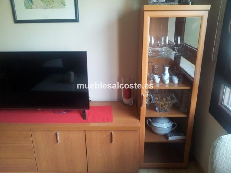 Muebles modulares para el salon cod 14308 segunda mano for Muebles salon modulares