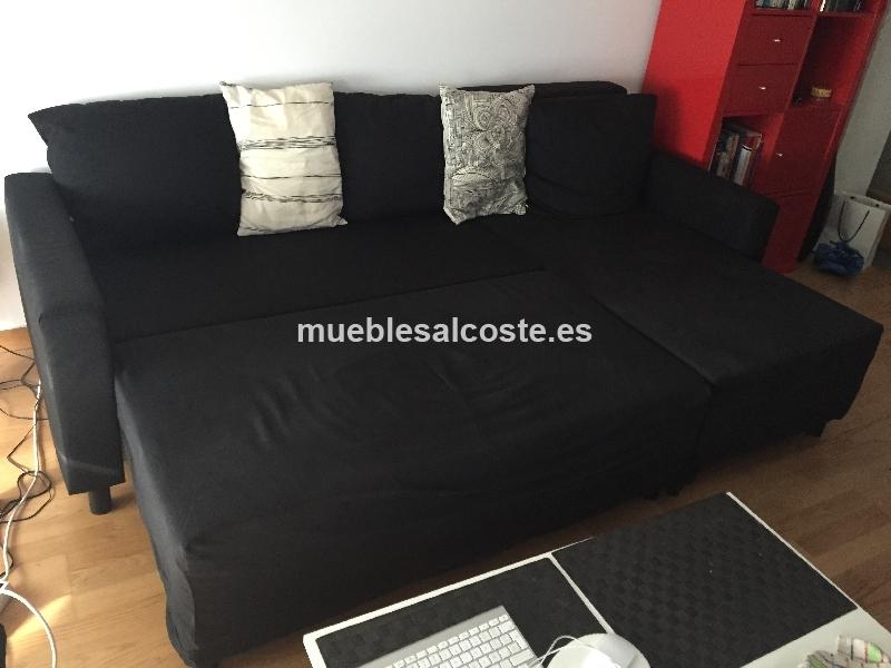 Sofa cama chaiselongue cod 14295 segunda mano - Sofa cama segunda mano sevilla ...