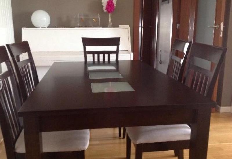 Hermoso Comedor De Segunda Mano Fotos Muebles De Salon - Mesas De ...