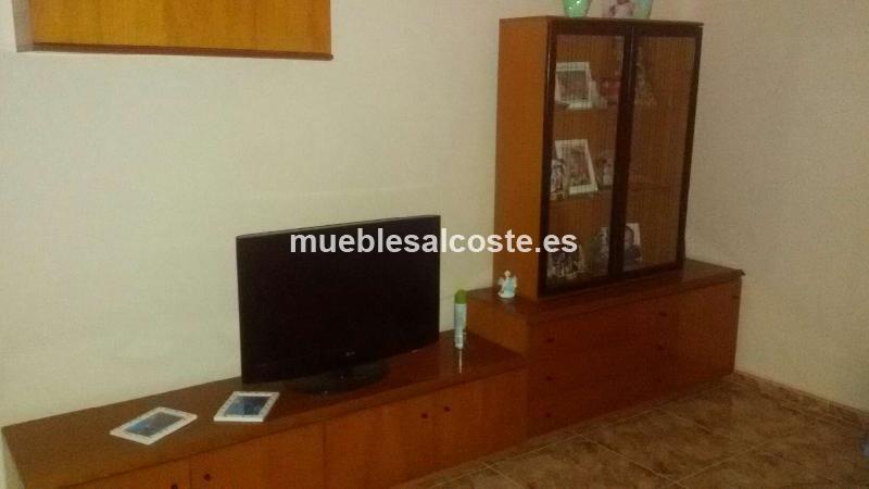 Mueble comedor sofa mesa auxiliar cod 14376 segunda mano for Mueble auxiliar comedor