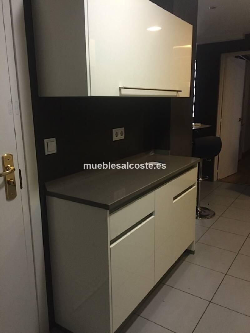 cocina completa con electrodomesticos casi nueva cod 14396
