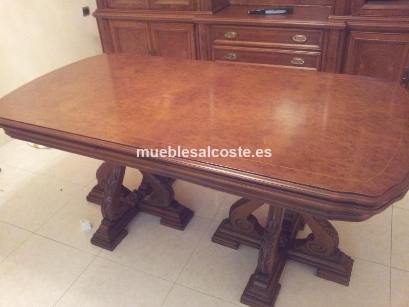 Muebles comedor, estilo Clásico - Neoclásico, acabado Madera cod ...