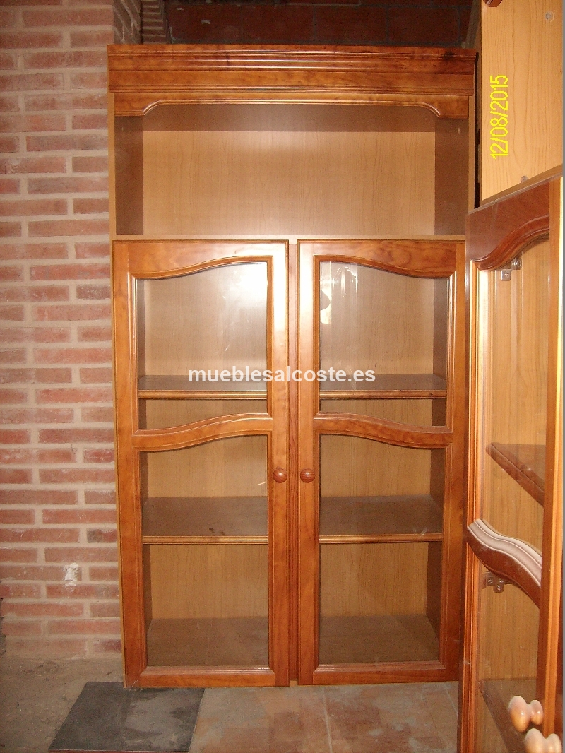 Mueble de madera de pino cod 14472 segunda mano - Muebles madera pino ...