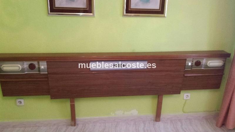 Cabecero de cama con radio cod 14504 segunda mano - Cabeceros segunda mano ...