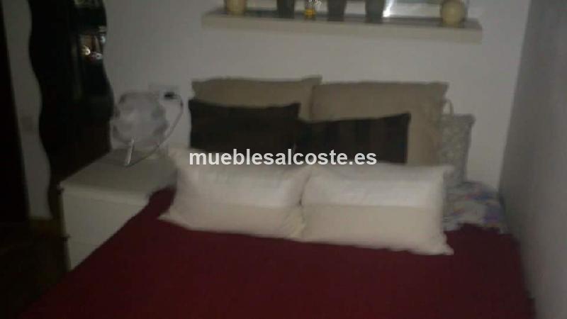 Dormitorio cama canape con colchon 150x 190 con colchon for Colchon con canape