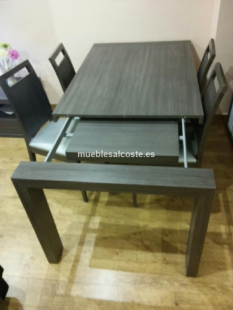Conjunto muebles de salon cod 14639 segunda mano - Muebles de salon segunda mano ...