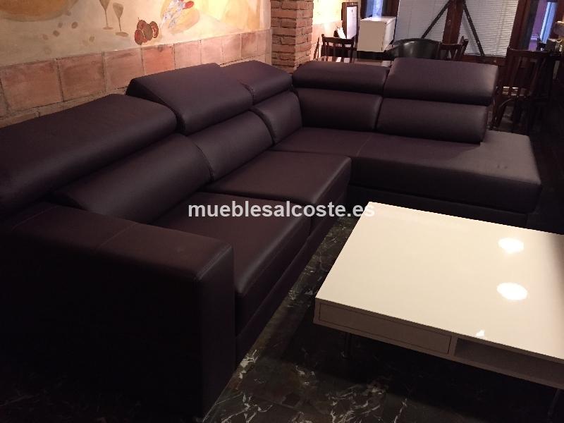 SOFA Y MUEBLES COMEDOR 14669 segunda mano, Mueblesalcostees