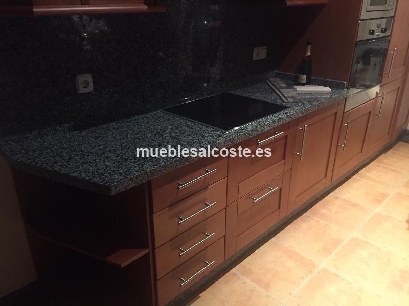Muebles de cocina cod 14670 segunda mano for Muebles de cocina de segunda