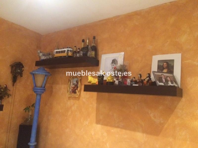 Artesanato De Madeira Rustica ~ Mueble comedor color wengue cod 14701 segunda mano, Mueblesalcoste es