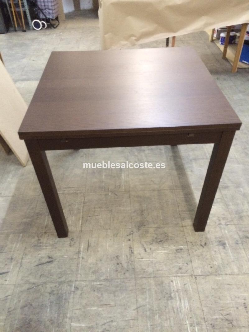 Mesa de IKEA, extensible cod:14703 segunda mano, Mueblesalcoste.es