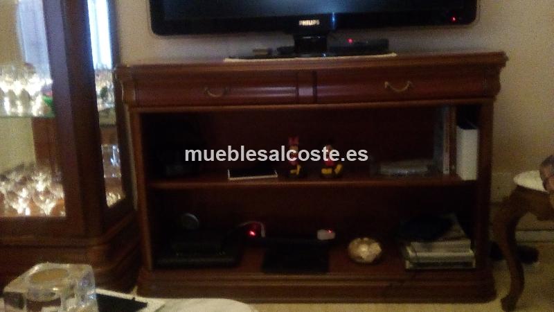 Mueble Tv Estilo Cl Sico Neocl Sico Acabado Madera Cod