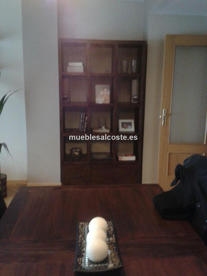 Estanteria Cubos Banak Importa Cod 14736 Segunda Mano  # Muebles Teca Interior