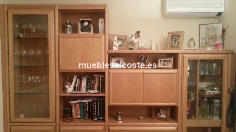 Conjunto de muebles de salon cod 14796 segunda mano - Conjunto muebles salon ...