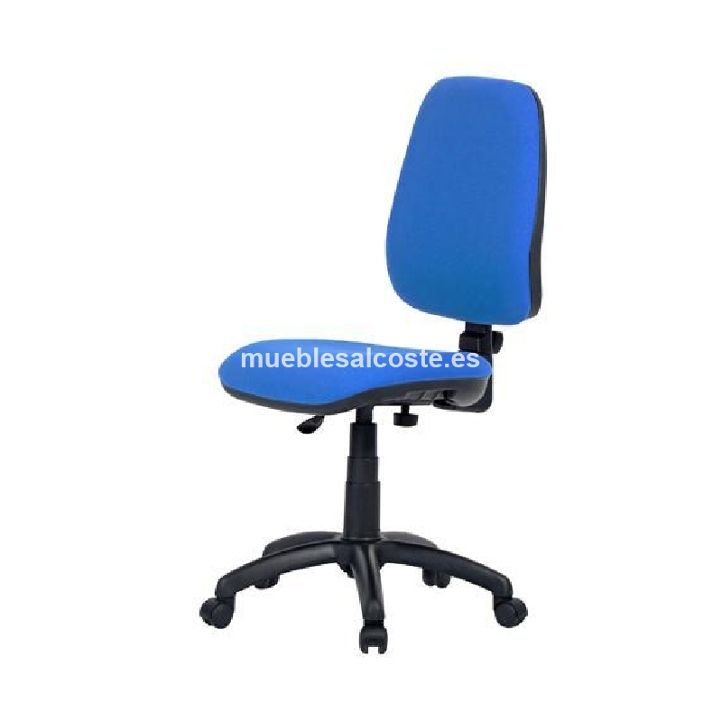 Silla escritorio estilo moderno acabado igual foto cod for Sillas de escritorio segunda mano