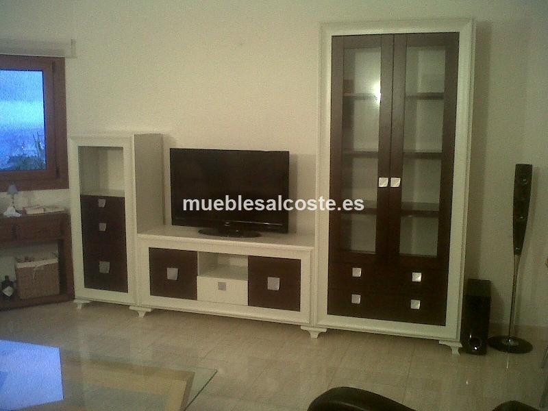 Mueble salon modular cod 14827 segunda mano for Mueble salon segunda mano