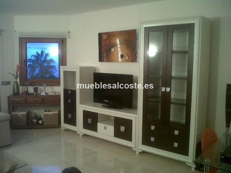 Mueble salon modular cod 14827 segunda mano for Mueble modular salon