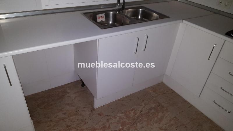 Modulos cocina vitro horno campana cod 14829 segunda for Modulos cocina