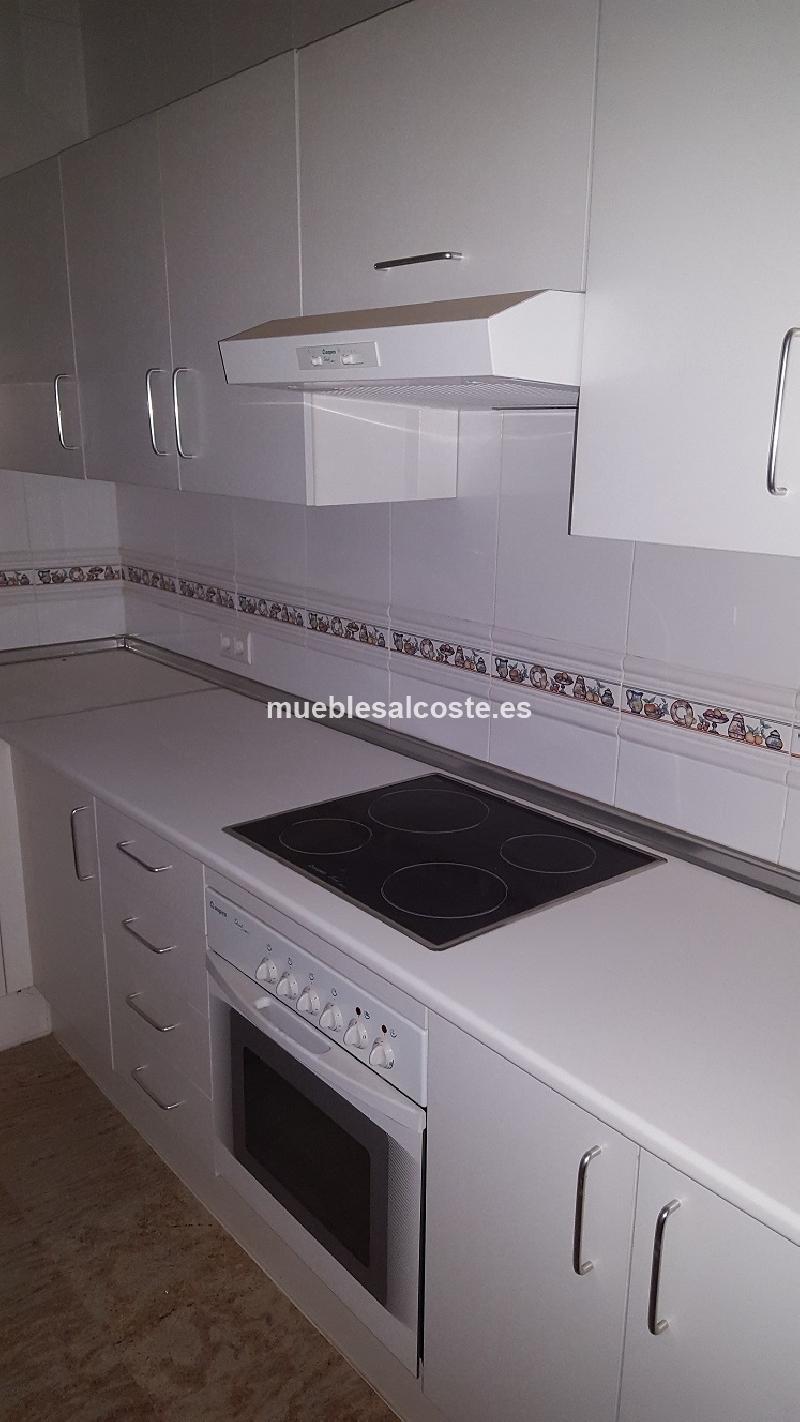 Modulos cocina vitro horno campana cod 14829 segunda for Cocinas integrales por modulos
