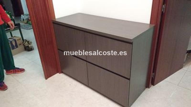 Conjunto muebles salon comedor cod 14838 segunda mano for Conjunto muebles comedor