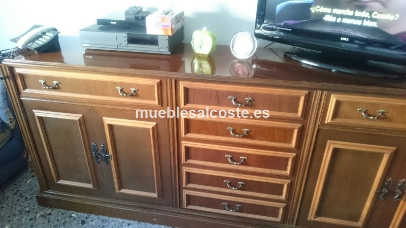 Muebles estilo cl sico neocl sico acabado madera cod for Muebles segunda mano elche