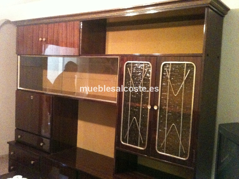 Mueble de salon cod 14860 segunda mano - Muebles de salon segunda mano ...