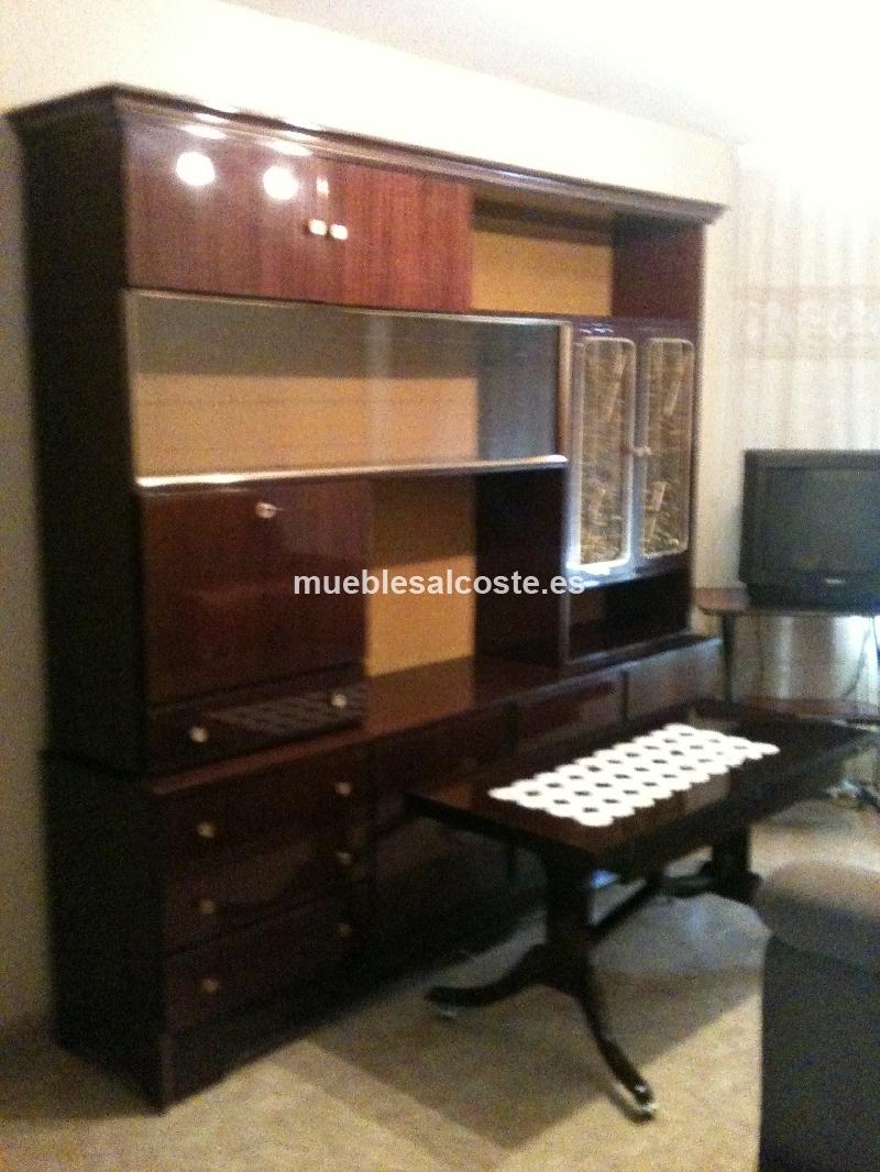 Mueble de salon cod 14860 segunda mano - Muebles de salon segunda mano madrid ...