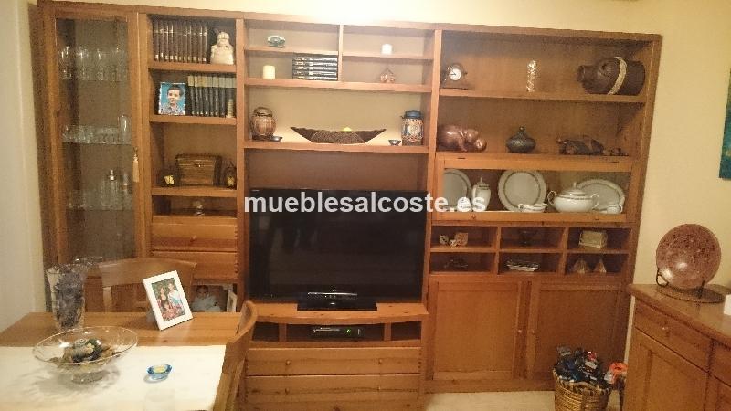 Mueble Salon Estilo Igual Foto Acabado Madera Cod 14887