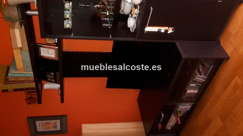 Mueble de tv cod 14900 segunda mano for Muebles segunda mano pamplona