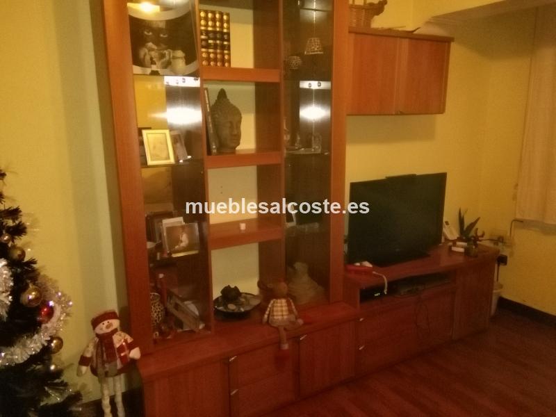 Mueble salon estilo moderno acabado madera cod 15020 - Muebles segunda mano bizkaia ...