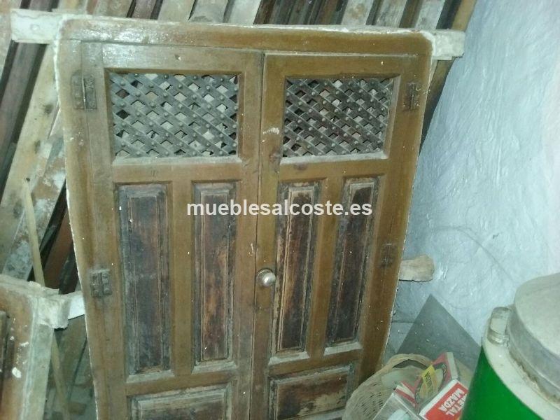 Puertas alacenas y ventanas antiguas cod 15076 segunda mano - Puertas de cochera segunda mano ...