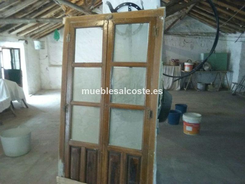 Puertas alacenas y ventanas antiguas cod 15076 segunda - Puertas interior segunda mano ...
