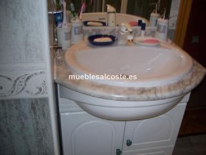 muebles ba o con lavabo encastrado roca cod 15063