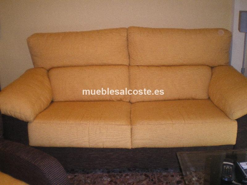 Sof dos sillones relax cod 15118 segunda mano - Sofas de segunda mano en tarragona ...