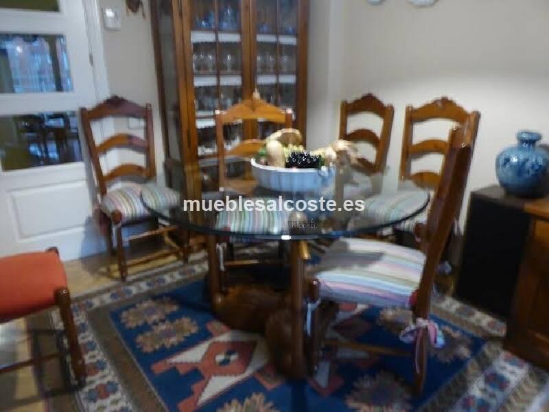 Mesas Comedor Segunda Mano Madrid - Hogar Y Ideas De Diseño - Feirt.com
