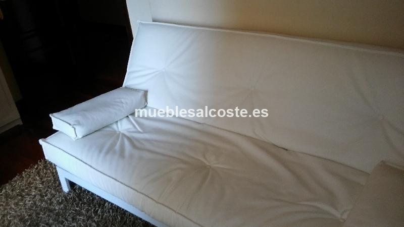 Sofa cama la forma cod 15148 segunda mano for Precio sofa cama segunda mano