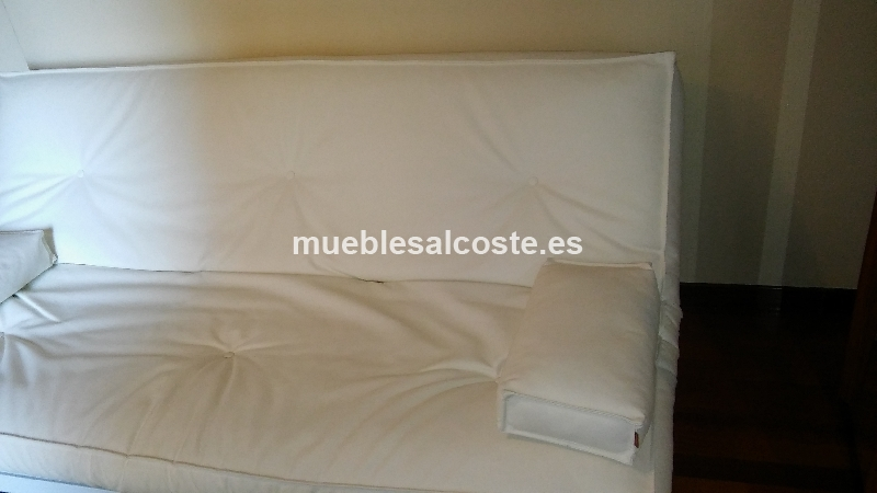 Sofa cama la forma cod 15148 segunda mano for Sofa cama segunda mano