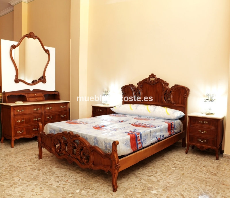 Dormitorio Matrimonio Rustico Segunda Mano : Dormitorio matrimonio nuevo cod segunda mano