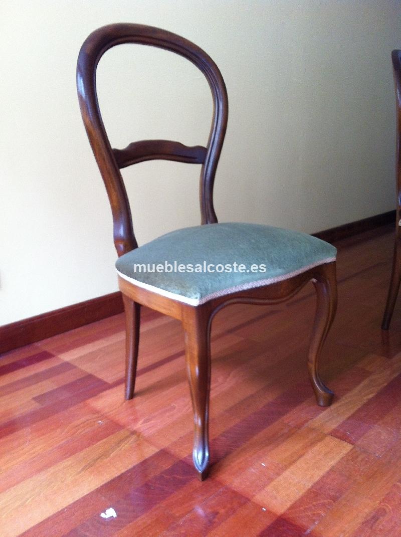 Mesa comedor y sillas cod 15289 segunda mano for Sillas comedor segunda mano