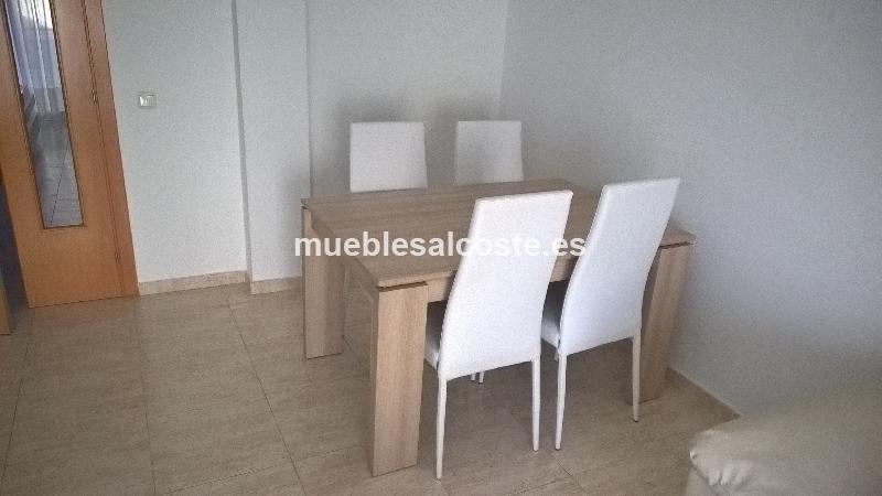 Mesa de comedor cod 15350 segunda mano for Muebles segunda mano tarragona