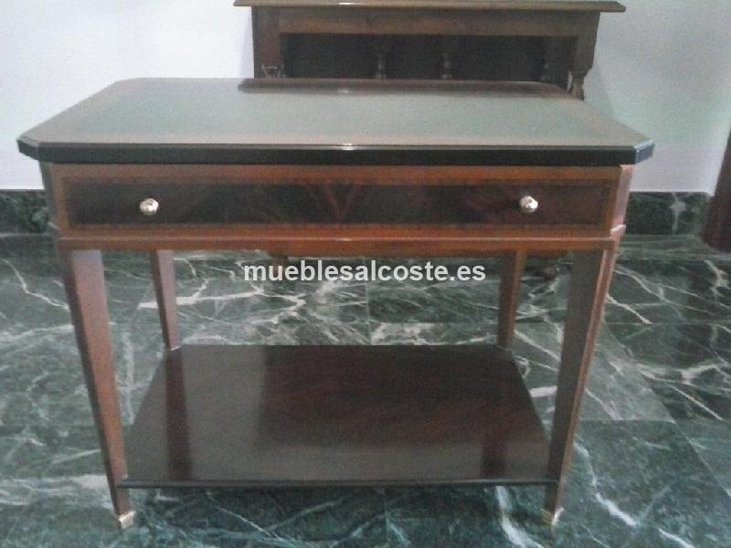 Mesa tv cajon vintage cod 15387 segunda mano for Mesas vintage segunda mano
